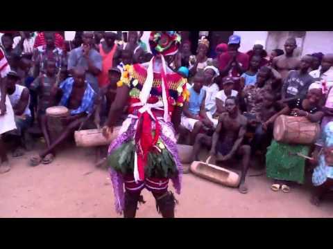 Sierra Leone Dance