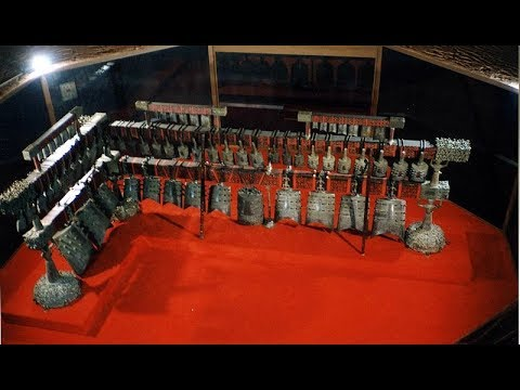 Traditional Chinese Chime Bells  Bianzhong Hello China #18