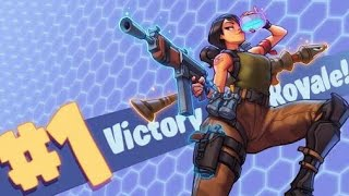Fortnite | Final epic | Gaining clean 😱 | My first victory! 😍