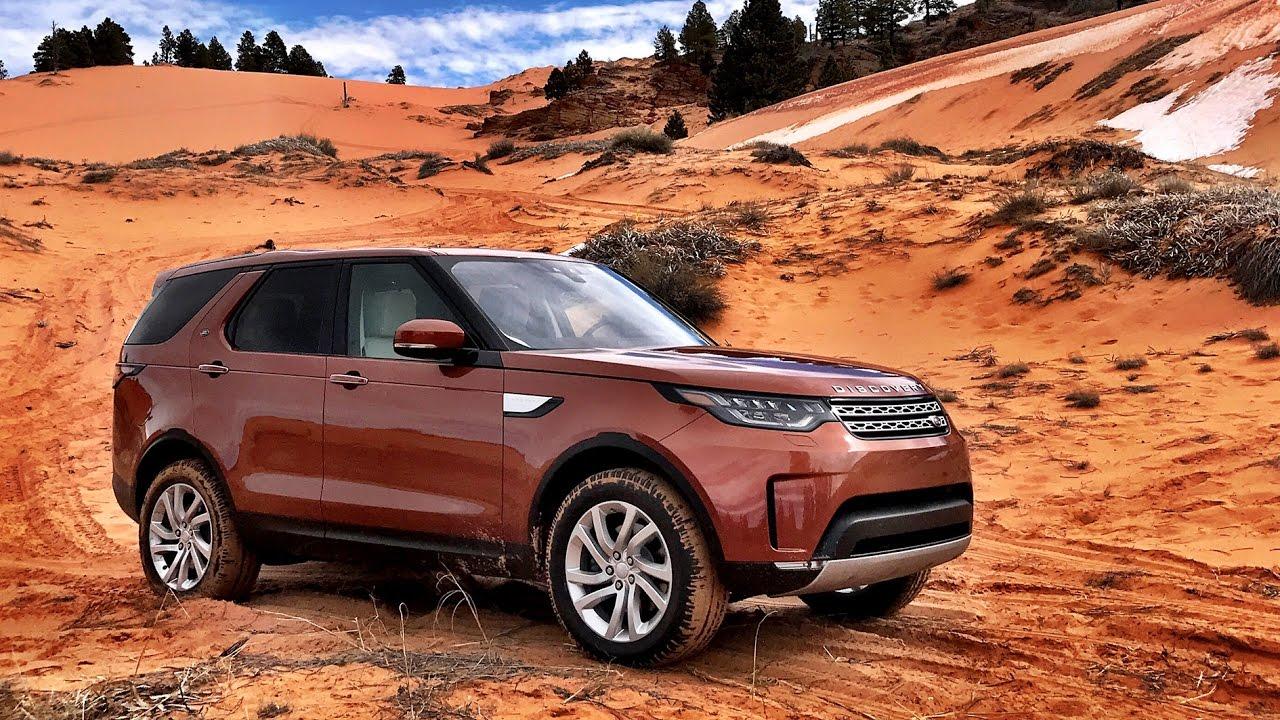 land rover discovery 2017 im test fahrbericht review neuer 3 0 tdi v6 deutsch youtube. Black Bedroom Furniture Sets. Home Design Ideas
