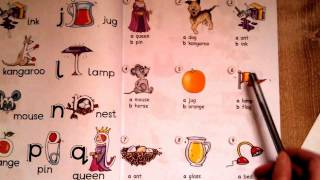 2 урок-My Letters! Алфавит: i-q.Английский язык по школьной программе.