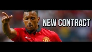 Video of Nani in action for Manchester United