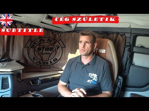 Út a Scania-ig 3.rész. Engedélyek