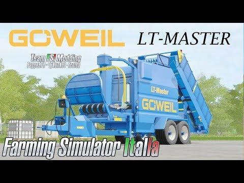 Goweil LT Master | ModHub | Farming Simulator