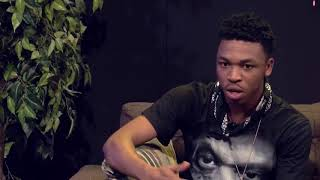 Mayorkun39s full performance amp interview