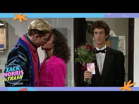 The Time Zack Morris Stabbed Screech In The Back To Hook Up With Lisa