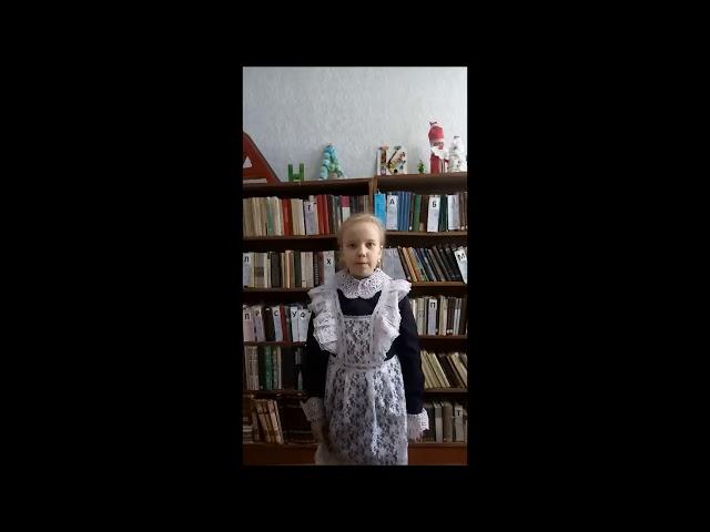 Изображение предпросмотра прочтения – ДарьяИванова читает произведение «В сонном царстве» М.И.Цветаевой