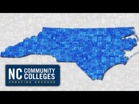 We are North Carolina Community Colleges