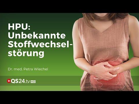 Unerkannte Volkskrankheit - HPU Stoffwechselstörung