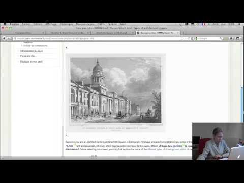 Parcours en ligne et apprentissage par problème - Paris Sorbonne
