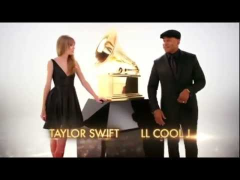 Grammy 2012 Promos Taylor Swift & LL Cool J