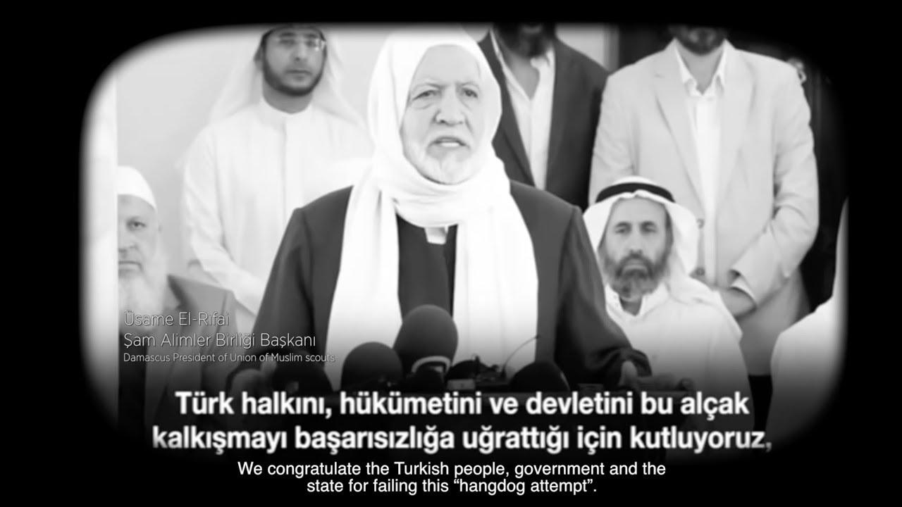 İslam Dünyası / Uluslararası 15 Temmuz ve Darbeler Sempozyumu