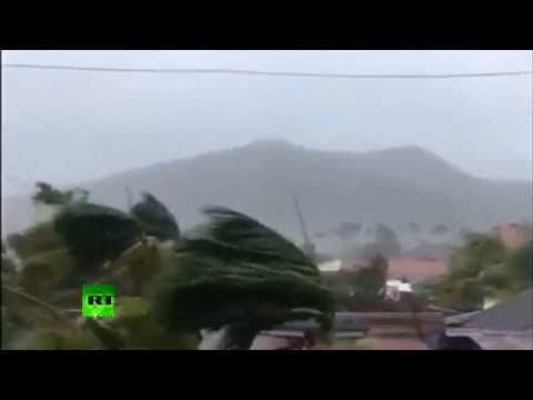 Video: Super typhoon hits Philippines with all-time record w