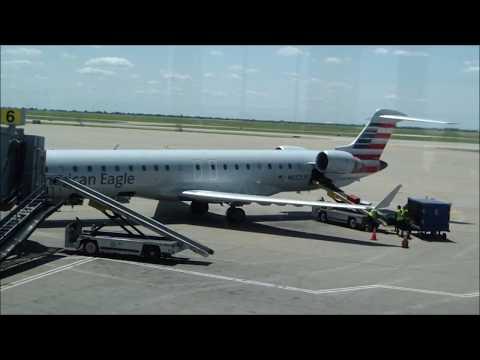 Aircraft Spot & Tour: OKC - Part 1; Southwest, Allegiant, AA, United, Delta