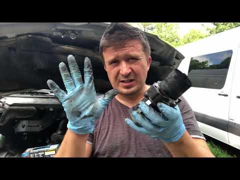 ZIMALETA How To Remove Stuck EGR On Mercedes Sprinter T1N