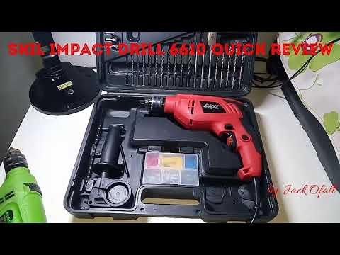 SKIL 6610 10MM IMPACT DRILL SKIL 6610