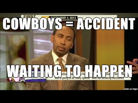 Best of Stephen A Smith: Rips the Dallas Cowboys, calls out Tony Romo & Jerry Jones Pt 2