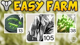 Destiny: HADIUM FLAKES FARMING LOCATION! Best Hadium Flakes Chest Run (Dreadnaught Chest Farm Guide)