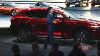 2016 LA Auto Show - Mazda Press Conference