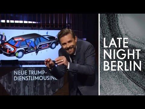 Vom Wetter bis zu Donald Trump - Der Wochenüberblick | Late Night Berlin | ProSieben