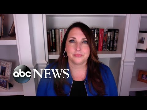 RNC Chair On GOP Convention, Mail-in Voting