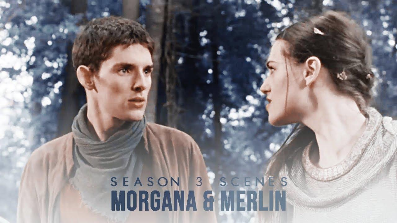 Morgana & merlin scenes (season 3) [logoless 1080p] [download link.