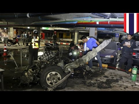 Thailand explosion: car bomb hits Koh Samui shopping mall, injures seven people