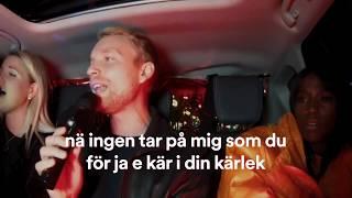"""Kär i Din Kärlek """"Taxi Lyric Final"""""""