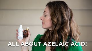 Acne AND Rosacea? You NEED Azelaic Acid in your Skincare Routine! | Dr Sam