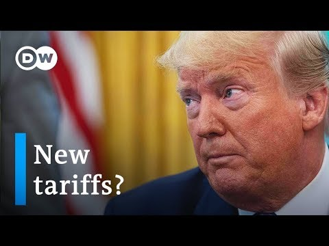 Trump threatens EU with 4 billion in tariffs over Airbus subsidies | DW News