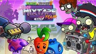 Plants vs. Zombies™ 2 - PopCap Neon Mixtape Tour Day 4