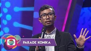 Download Ridwan Remin Takut Kuburannya Nanti Ketiban Meteor..Garden!! - PARADE KOMIKA Mp3