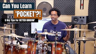 CAN You LEARN 'POCKET'?! 🤔 - 5 Tips For Better Groovin'