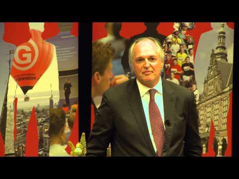 Lecture Paul Polman, CEO Unilever, graduate of FEB: Leadership and sustainability