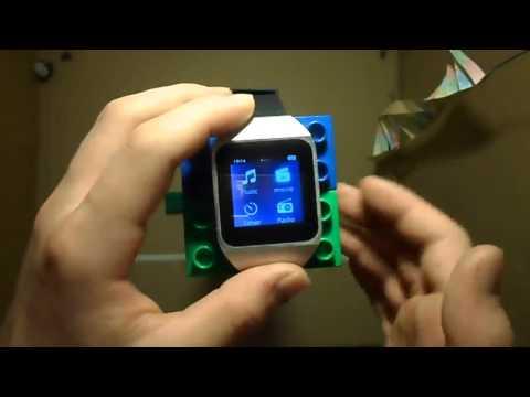 Tutorial - Difrnce MP1509 MP-4 Player-Armbanduhr mit Bluetooth HD