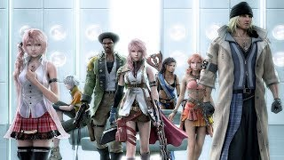 Final Fantasy XIII PC Playthrough Part 2 (Cont)