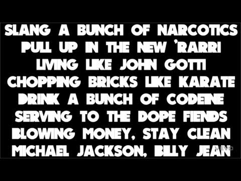 Future Ft. Lil Wayne - Karate Chop - Lyrics