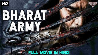 BHARAT ARMY - South Indian Movies Dubbed In Hindi Full Movie | Hindi Dubbed Full Action Movie