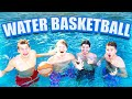 INSANE Water Basketball Challenges!