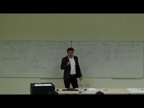Computational Physics Lecture 15, Linear Regression