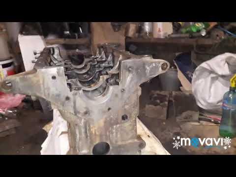 Кап ремонт двигателя ваз 2105 ч.1