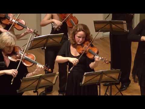 J. S. Bach - Suite No 1 in C BWV 1066 - Croatian Baroque Ensemble