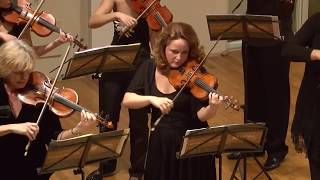 J. S. Bach:  Suite No 1 in C BWV 1066 - Croatian Baroque Ensemble With Catherine Mackintosh