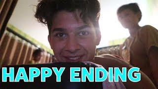 Blir Erbjuden HAPPY ENDING i Bali