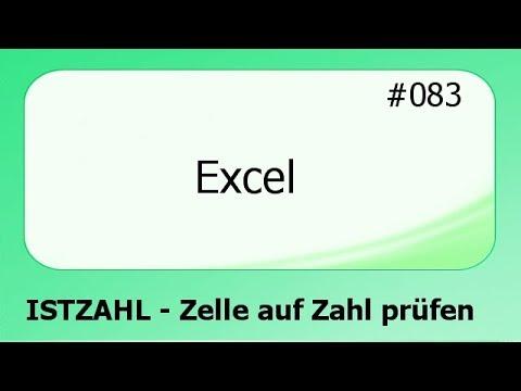 Excel Istzahl