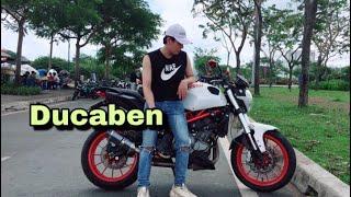 [ Ducati Nhái ] - DUCABEN | BENELLI BN 302 độ  DUCATI MONSTER