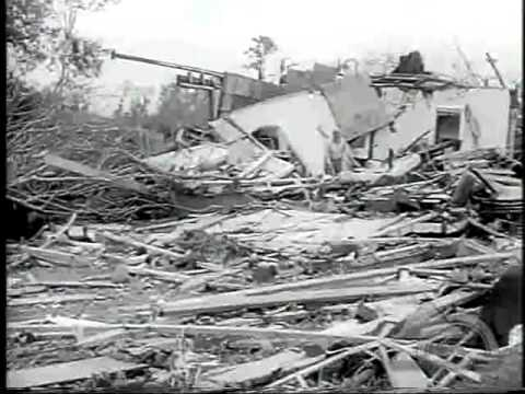 TORNADOES KILL 10: Smash Central Florida From Gulf To Coast