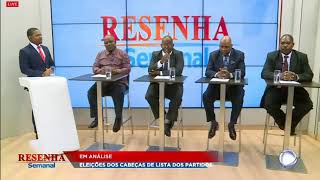 TVMiramar ResenhaSemanal 05 08 2018