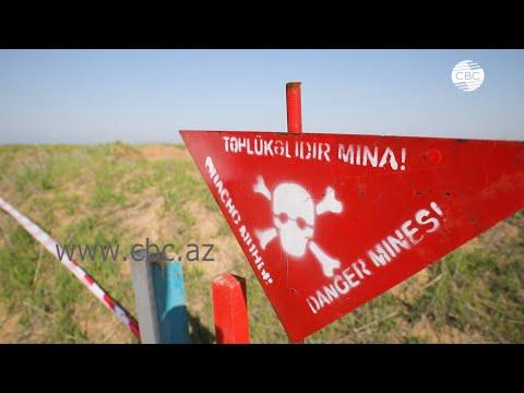Армения передала Азербайджану карты минных полей Агдамского района