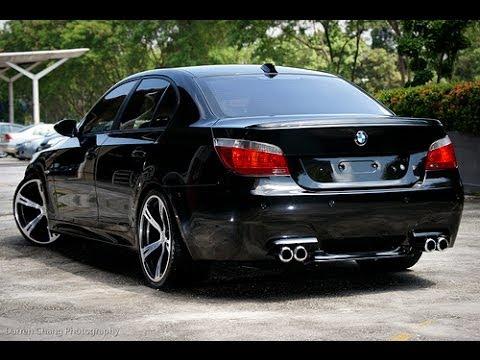 Плюсы автомобиля Bmw 530 E60 Youtube
